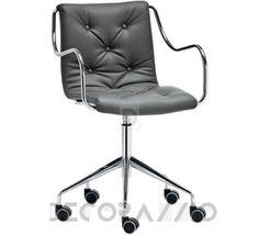 #armchair #furniture #furnishings #interior #design #designidea #home Офисное кресло Midj Zelig, zelig dp chair