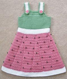 10 Watermelon Crochet Patterns for Summer