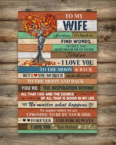 Perfect Gift For Wife Great Gifts For Wife, Posters, Inspiration, Biblical Inspiration, Poster, Billboard, Inspirational, Inhalation