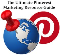 The Ultimate Marketing Resource Guide Helpful Resources) Social Marketing, Online Marketing, Digital Marketing, Marketing Strategies, Business Video, Business Profile, Pinterest For Business, Pinterest Marketing, Social Media Tips