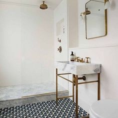 joseph dirand bathroom - Google Search