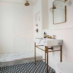joseph dirand bathroom - Google Search