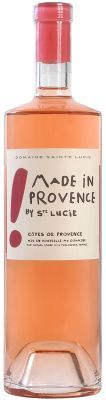 Sainte Lucie MIP Premium Rosé - more white wine than rose. But only the bottle is worth trying.