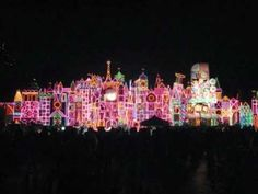 Disneyland music- It's A Small World  Holiday soundtrack part 1