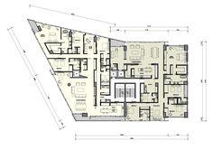 Galería - Richard Meier diseña edificio residencial en Bogotá, Colombia - 13
