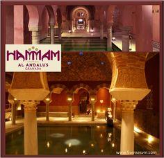Hamman Al Andalus - Granada - Espanha - letsdothismyway.com