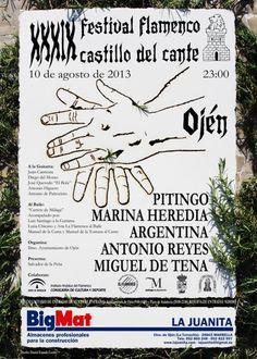 Festival Castillo del Cante - Ojén