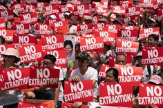 Protesters said they feared the new extradition bill would undercut Hong Kong's legal system and could lead to abuse by China. The Hindu Editorial, Epoch Time, Internal Affairs, Fight For Freedom, On The Issues, China, One In A Million, Daily News, Book Publishing
