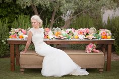 Tablescape at #ElChorro in Paradise Valley, AZ with #AmyandJordanPhotography and #ImoniEvents www.flowerstudioaz.com
