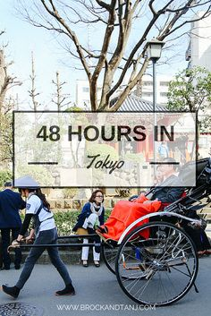 What to do with your 48 Hours in Tokyo