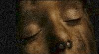 This is a timelapse of the eyes of the mummified child named Rosalia Lombardo…