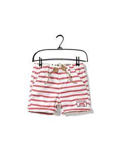 Striped Bermudas for boys Zara Kids Zara Baby Clothes, Cool Baby Clothes, Baby Boy Fashion, Kids Fashion, Gents Fashion, Zara Kids, Striped Shorts, Boy Shorts, Kid Styles