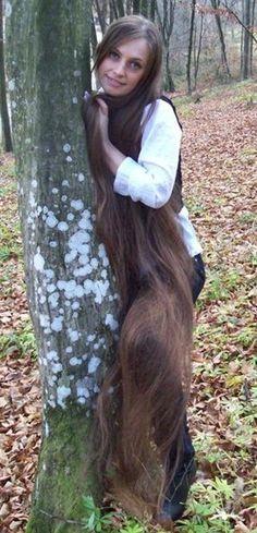 long hair is so beautiful