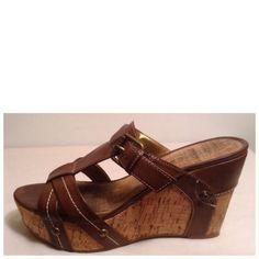 Guess Wganslie Wedge Sandal
