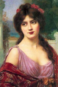 Portrait by Abbey Alston....title unknown