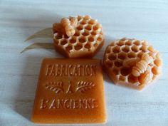 Recette d'un savon délice de miel