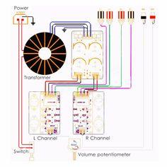 10-15W JLH1969 Class A Amplifier AMP Board Left Channel PCB Assembled MOT/2N3055