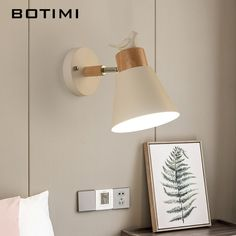 Led Indoor Wall Lamps Humorous Bedroom Bedside Lamp Wall Lamp Simple Modern Aisle Corridor Hotel Golden Background Wall Lamp Led Lamp Latest Technology Led Lamps