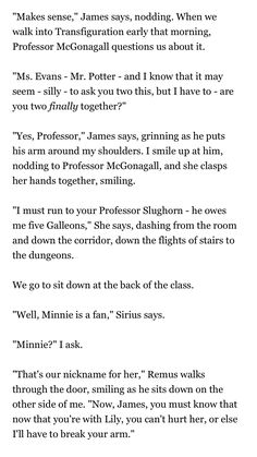 awww I think Remus loved lily like a sister and the marauders like brothers. He lost his whole familyin one night.<<you had to bring that up