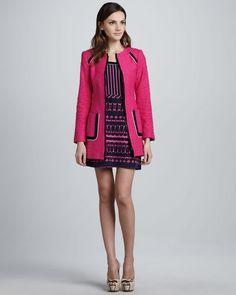 http://ncrni.com/nanette-lepore-long-collarless-tweed-coat-striped-printed-sleeveless-dress-p-5127.html