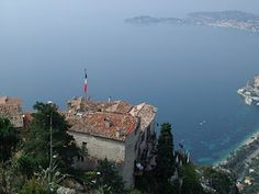 Eze France Breathtaking views of this medieval village and it's cacti jardin as well. Eze France, France Europe, French Trip, Travel Memories, French Riviera, Cacti, Provence, Stuff To Do, Places To Travel