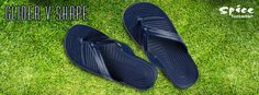 Get the exclusive range of Glider V Shape #footwear collections only at Spice. Get more details at www.spicefootwear.com today!! #slipper #slip-ons