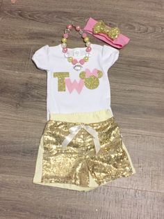 A personal favorite from my Etsy shop https://www.etsy.com/listing/278659654/free-shipping-girls-2nd-birthday-outfit