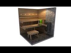 Resultado de imagen para sauna benches
