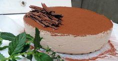 Tarta mousse de café al chocolate, ¡el postre perfecto!