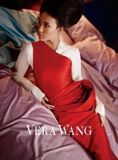 Shu Pei - Vera Wang Spring Summer 2011 - 3