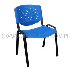 Product Code: Sale Price: Description:Stackable Plastic Visitor's Chair in thick powder coated steel frame Product Measurement: x x Chair Capacity: Classification: LIGHT DUTY Usage: OFFICE USE Brand: SUMO Outdoor Chairs, Outdoor Furniture, Outdoor Decor, Mesh Chair, Executive Chair, Colorful Chairs, Steel Frame, Chair Design, Sumo