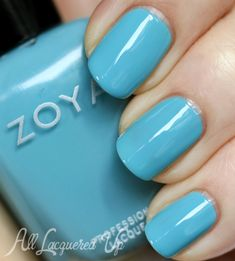 zoya rocky nail polish swatch stunning Zoya Stunning Summer 2013 Nail Polish Swatches & Review