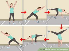 Image titled Do a Cartwheel Step 12
