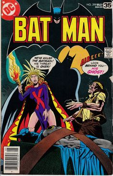 Batman 299  May 1978 Issue  DC Comics  Grade F/VF by ViewObscura