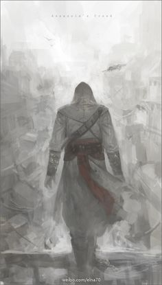 Altaïr. Assassin's Creed.
