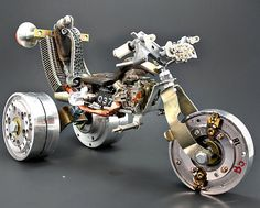 We hope to see you at the Orlando Maker Faire Saturday May 26th, 2012 at the Central Florida Fairgrounds in Orlando. Ken will have his creations on display and for sale! http://www.orlandominimakerfaire.com/2012/04/featured-maker-ken-swallow/