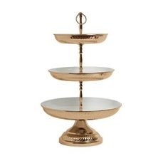 Deluxe Three Tier Cake Stand