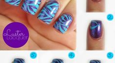 Man I am so in love with this mani!!!
