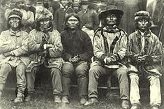 Prior to the 1862 outbreak of smallpox, the Secwepemc population was about 7,000 to 9,000. The epidemic was catastrophic and wiped out many communities, leaving those few that survived greatly reduced in size.