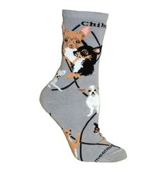 These high-quality cotton socks are crafted with the highest standard of service, design, and workmanship. They make a great gift, or grab some for yourself! Product Details: Premium Cotton Blend 1 Quantity = 1 Pair 100% Made in the USA Chihuahua Facts, Cute Chihuahua, Chihuahua Puppies, Blue Merle, Australian Shepherd Red Tri, Good Luck Socks, Long Haired Chihuahua, Dog Barking, Shepherd Puppies