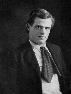 """John Griffith """"Jack"""" Londonage 24, 1903. American author best known for his novel Call of the Wild.  (begining of the modern necktie)"""