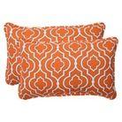 Outdoor 2-Piece Rectangular Throw Pillow Set - Starlet Outdoor Cushions And Pillows, Buy Pillows, Patio Accessories, Perfect Pillow, Throw Pillow Sets, Decorative Pillows, Floral, Fabric, Porch