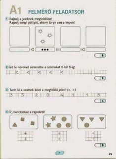 Albumarchívum - Matek felmérő mozaik Elsa, Crafts For Kids, Archive, Teacher, Album, Math, Learning, School, Life