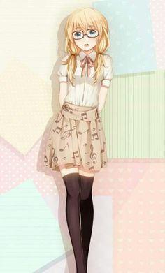 Miyazono Kaori    Shigatsu wa Kimi no Uso    so pretty