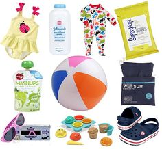 How to Pack For the Beach With a Toddler. So ready to take my babies to the beach!!!