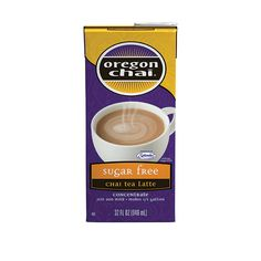 Sugar Free Chai Tea Concentrate | Oregon Chai | 32 fL oz