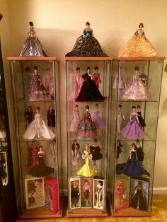 Charmant Barbie Room! Storage/display Ideas, Wonderful! | Barbies | Pinterest |  Barbie Room, Display And Storage