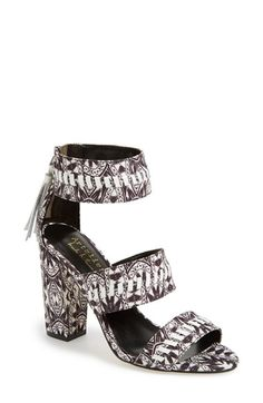 Nicole Miller 'Miami' Sandal (Women) available at #Nordstrom