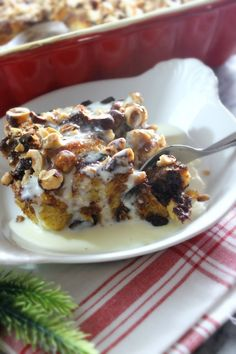 Must try! Delicious Panettone Bread Pudding for Christmas Morning! – Graceful Order