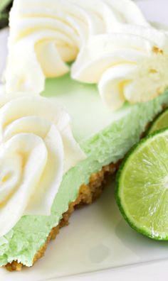 Margarita Cheesecake with Sea Salt Recipe